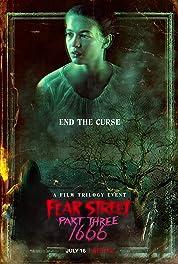 Fear Street Part Three: 1666 (2021) poster