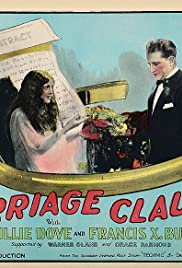 The Marriage Clause Poster