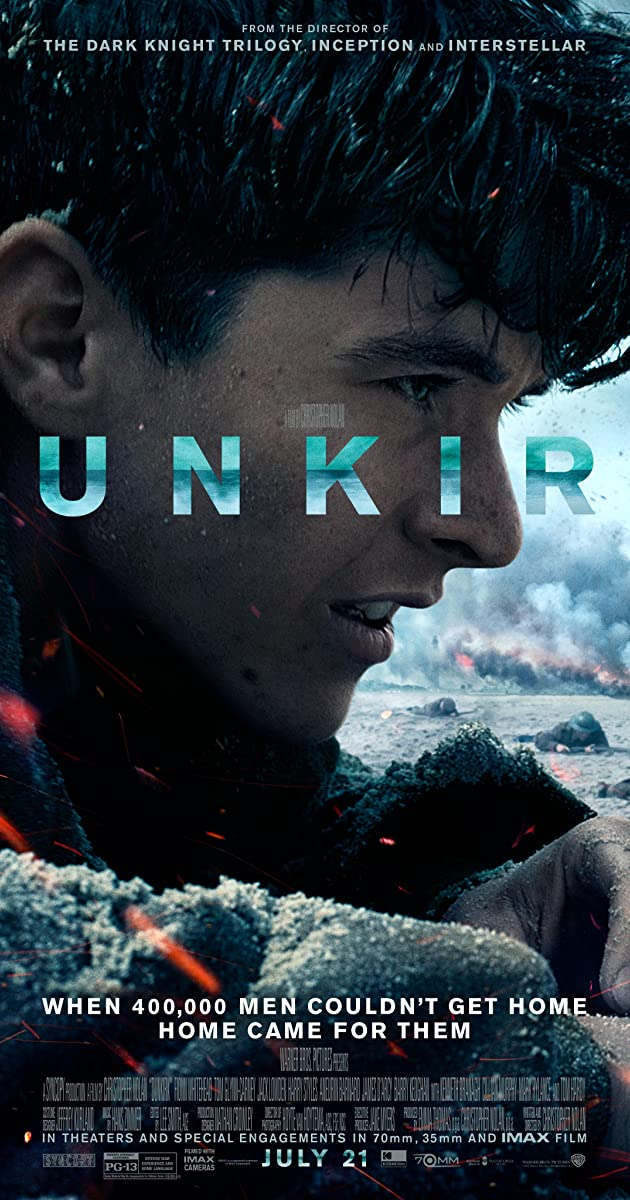 Image result for dunkirk movie poster imdb