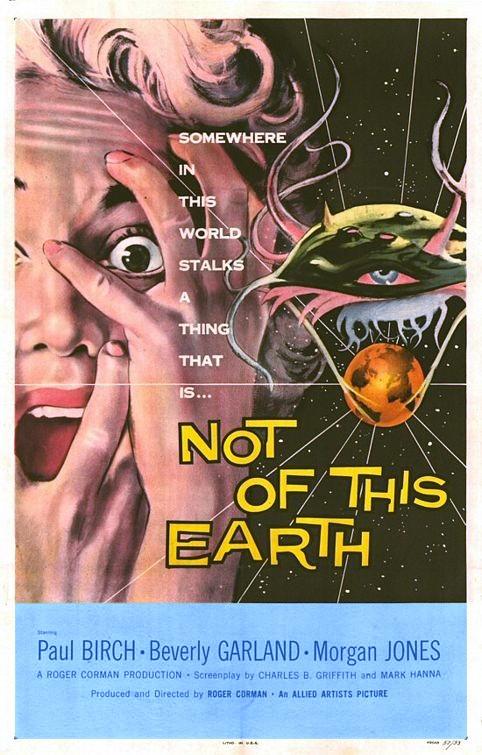La locandina del film nella versione USA