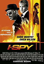 I Spy (2002) Poster - Movie Forum, Cast, Reviews
