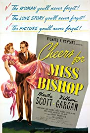 Cheers for Miss Bishop Poster