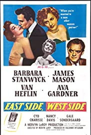 East Side, West Side (1949) Poster - Movie Forum, Cast, Reviews