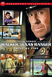 Walker, Texas Ranger: Trial by Fire Poster