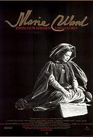 Marie Ward - Zwischen Galgen und Glorie Poster