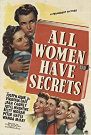 All Women Have Secrets Poster