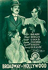 Broadway to Hollywood (1933) Poster - Movie Forum, Cast, Reviews