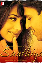 Saathiya (2002) Poster - Movie Forum, Cast, Reviews