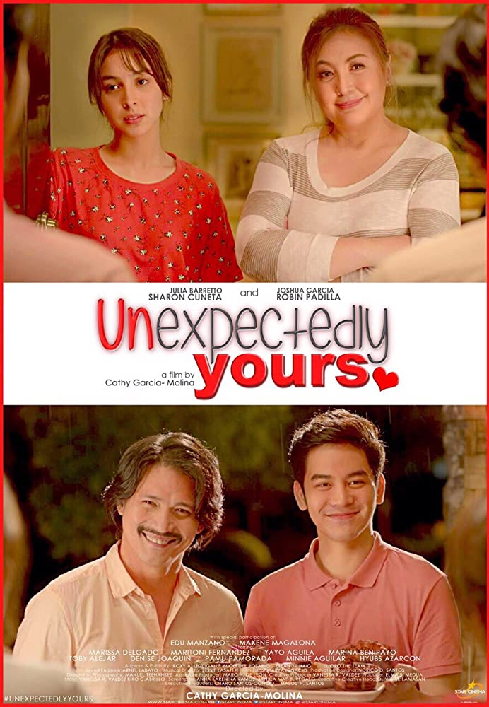 Unexpectedly Yours (2017) HDRip