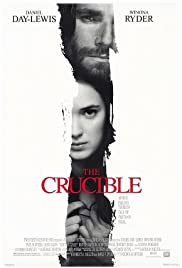 The Crucible (1996) Poster - Movie Forum, Cast, Reviews