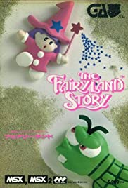 The Fairyland Story Poster