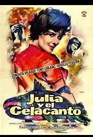 Julia y el celacanto Poster