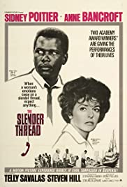The Slender Thread(1965) Poster - Movie Forum, Cast, Reviews