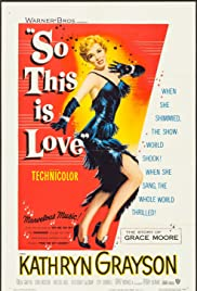 So This Is Love (1953) Poster - Movie Forum, Cast, Reviews