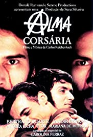 Alma Corsária Poster
