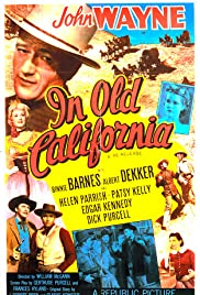 In Old California (1942) Poster - Movie Forum, Cast, Reviews