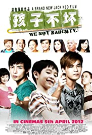 We Not Naughty Poster