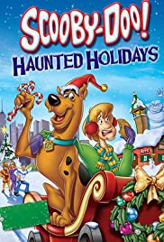 Scooby-Doo Haunted Holidays (2012) x264 720p HDTV {Dual Audio} [Hindi 2.0 + English 2.0] Exclusive By DREDD ~ 393 MB