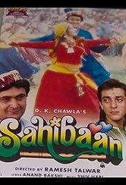 Sahibaan(1993) Poster - Movie Forum, Cast, Reviews