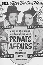 Image of Private Affairs