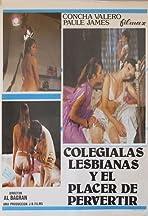 Colegialas lesbianas y el placer de pervertir