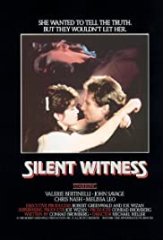 Silent Witness Poster