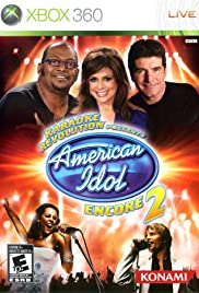 Karaoke Revolution Presents: American Idol Encore 2 Poster
