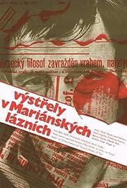 Výstrely v Mariánských Lázních Poster