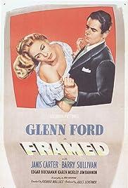 Framed(1947) Poster - Movie Forum, Cast, Reviews