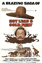 Hot Lead and Cold Feet (1978) Poster - Movie Forum, Cast, Reviews