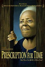Prescription for Time Poster
