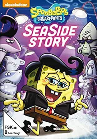 SpongeBob Sea Side Story