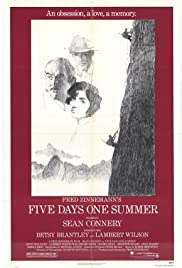 Five Days One Summer Poster