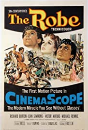 The Robe Poster