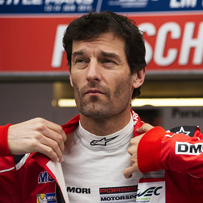 Mark Webber in Le Mans: Racing Is Everything (2017)