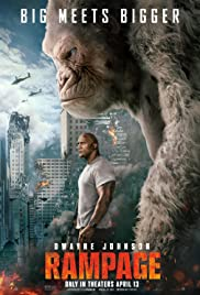 Rampage(2018) Poster - Movie Forum, Cast, Reviews