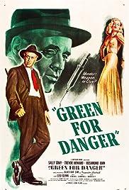 Green for Danger(1947) Poster - Movie Forum, Cast, Reviews