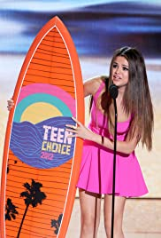 Teen Choice Awards 2012 Poster