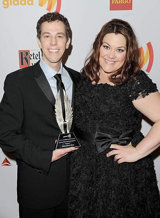 Josh Berman and Brooke Elliott
