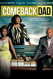 Comeback Dad2014 Poster