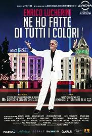 Enrico Lucherini: Ne ho fatte di tutti i colori Poster