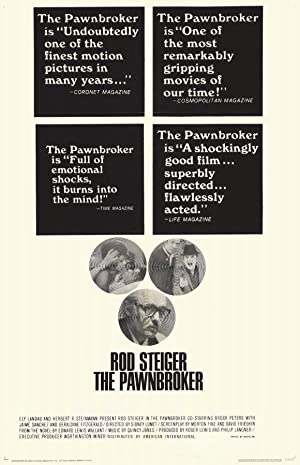 The Pawnbroker (1964)