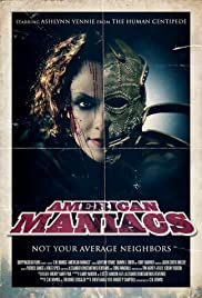 American Maniacs (2012) Poster - Movie Forum, Cast, Reviews