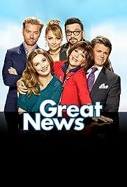 Great News Poster - TV Show Forum, Cast, Reviews
