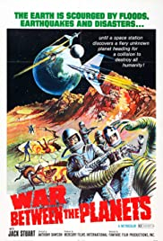 War Between the Planets (1966) Poster - Movie Forum, Cast, Reviews