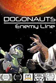 Dogonauts: Enemy Line Poster