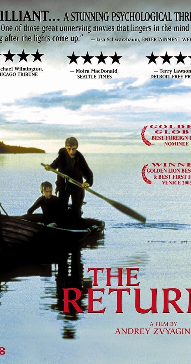 The return movie 2003