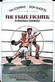 The Prize Fighter Poster