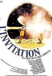L'invitation Poster