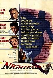 Nightfall(1956) Poster - Movie Forum, Cast, Reviews